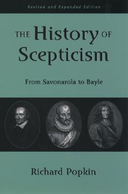 Image result for richard h. popkin the history of scepticism