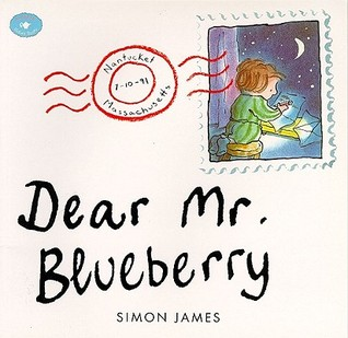 Dear Mr. Blueberry by Simon  James