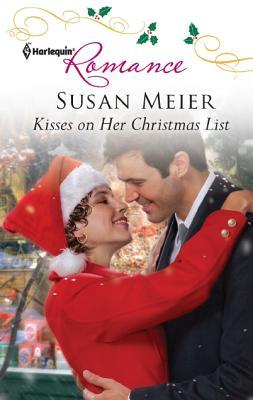 Kisses on Her Christmas List by Susan Meier