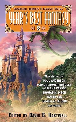 Year's Best Fantasy 2