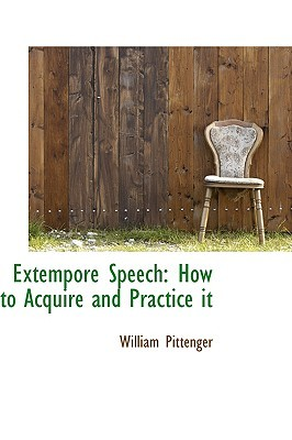 Extempore Speech: How to Acquire and Practice It