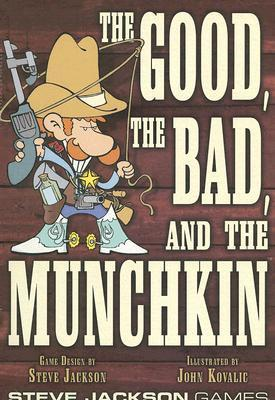 Good the Bad and the Munchkin