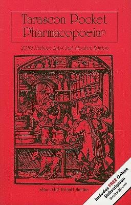 Tarascon Pharmacopoeia 2010 Deluxe Lab Coat Pocket Edition