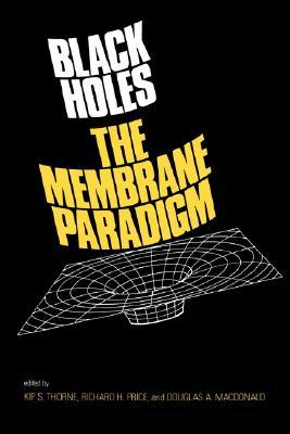 Enlaces de descarga de libros Black Holes: The Membrane Paradigm