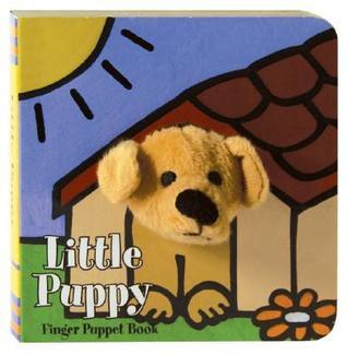 Little Puppy (Finger Puppet Book)