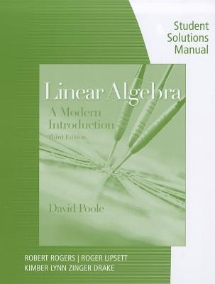 student solutions manual with study guide for poole s linear algebra rh goodreads com Linear Equations Practice Solving Linear Equations Worksheets