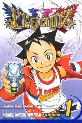 Legendz, Volume 1 (Legendz, #1)