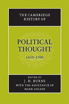 The Cambridge History of Political Thought 1450 1700 (ePUB)