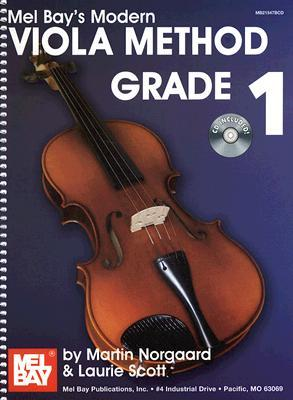 Modern Viola Method, Grade 1 [With CD]