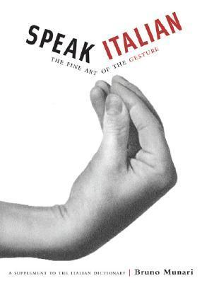Speak Italian by Bruno Munari