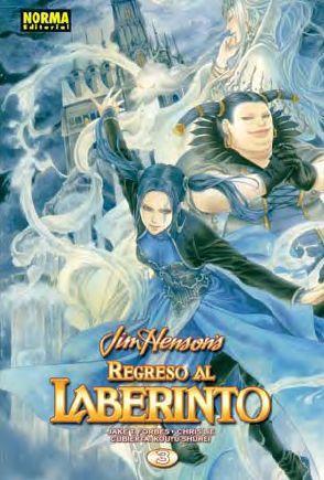 Jim Henson's Return to labyrinth: Regreso al laberinto, Volumen 3 (Jim Henson's Return to Labyrinth, #3)