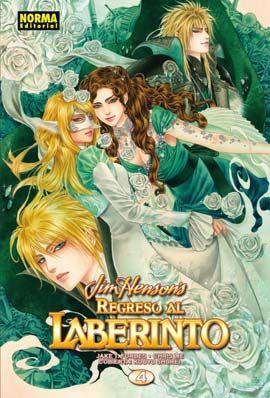 Jim Henson's Return to labyrinth: Regreso al laberinto, Volumen 4 (Jim Henson's Return to Labyrinth, #4)