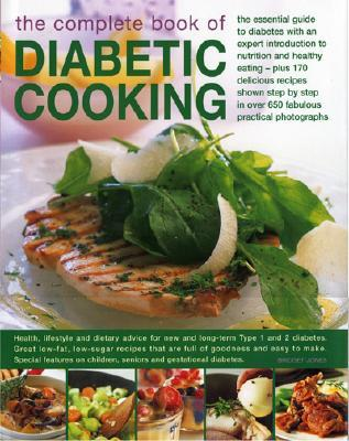 The complete book of diabetic cooking the essential guide for 928288 forumfinder Image collections