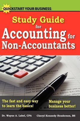 Study Guide For Accounting For Non Accountants