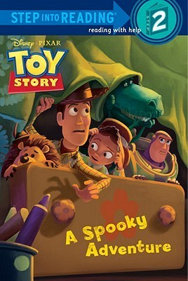 Toy Story: A Spooky Adventure (Step Into Reading - Level 2 - Quality)