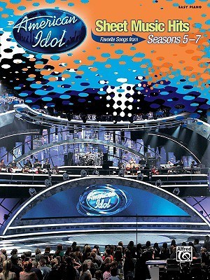 American Idol Sheet Music Hits, Seasons 5-7