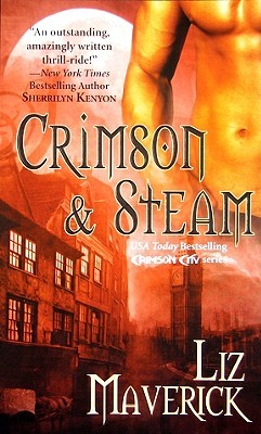 Crimson & Steam by Liz Maverick