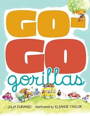 Go-Go Gorillas by Julia Durango