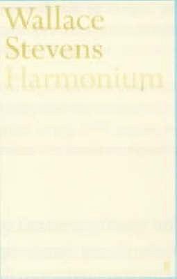 Harmonium by Wallace Stevens