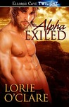 Alpha Exiled by Lorie O'Clare