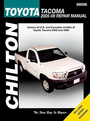 Toyota Tacoma 2005-09 Repair Manual