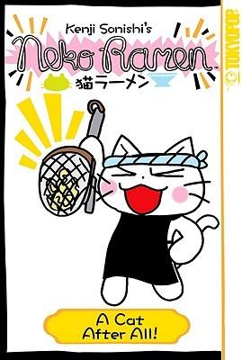 Neko Ramen: A Cat After All!
