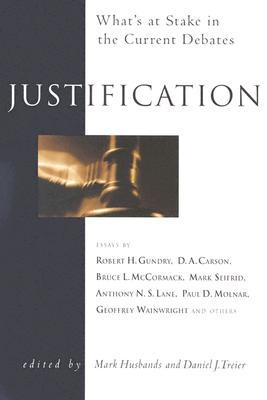 Justification by Mark A. Husbands