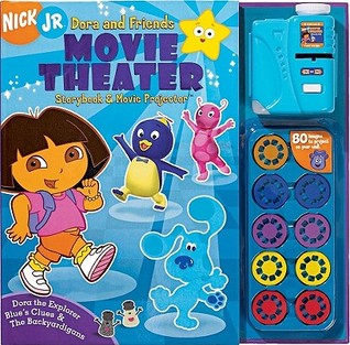 Movie Theater Storybook & Movie Projector by Ruth Koeppel