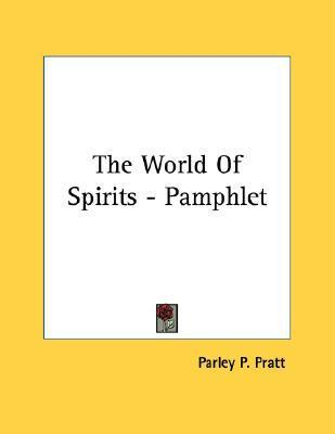 The World of Spirits - Pamphlet