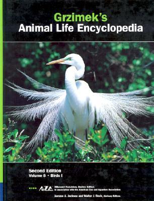 Grzimek's Animal Life Encyclopedia, Volume 8: Birds I