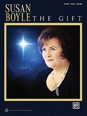 Susan Boyle -- The Gift: Piano/Vocal/Guitar