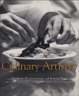 Culinary Artistry by Andrew Dornenburg