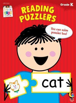 Reading Puzzlers Stick Kids Workbook