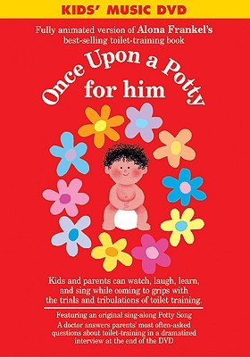Once Upon a Potty for Him DVD by NOT A BOOK