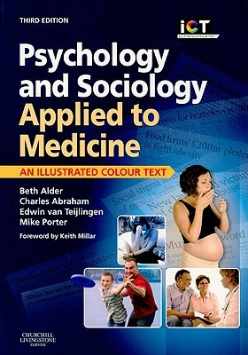 Psychology and Sociology Applied to Medicine: An Illustrated Colour Text