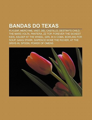 Bandas Do Texas: Flyleaf, Mercyme, Vast, del Castillo, Destiny's Child, the Mars VOLTA, Pantera, ZZ Top, Forever the Sickest Kids