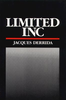 Limited Inc by Jacques Derrida