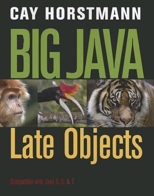 Big Java: Late Objects