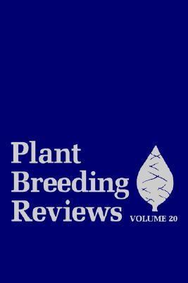 Plant Breeding Reviews: volume 20