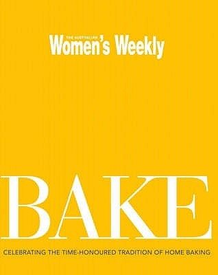 Bake (Australian Womens Weekly H/B)