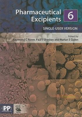 Pharmaceutical Excipients 6: Single-User Version