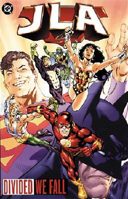 JLA, Vol. 8 by Mark Waid