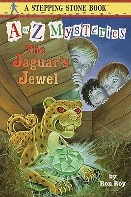 The Jaguars Jewel(A to Z Mysteries 10) - Ron Roy