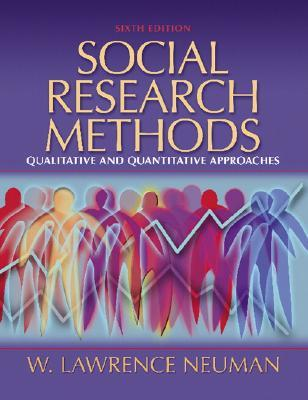 Social Research Methods: Quantitative and Qualitative Approaches