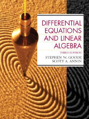 Differential equations and linear algebra by stephen w goode differential equations and linear algebra other editions enlarge cover 17425 fandeluxe Image collections