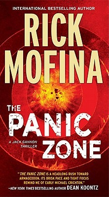 The Panic Zone (Jack Gannon, #2)