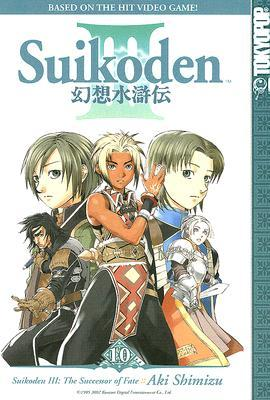 Suikoden III: The Successor of Fate, Volume 10