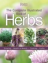 The Complete Illustrated Book to Herbs