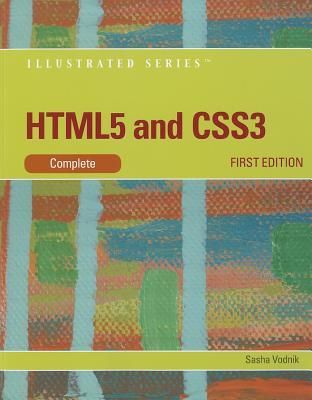 HTML5 and CSS3: Complete (Illustrated Series)