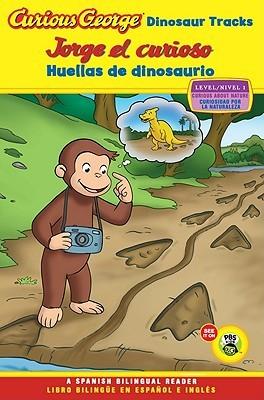Jorge el curioso huellas de dinosaurio/Curious George Dinosaur Tracks